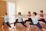 Senior Strethch & Balance