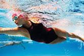 Competitive Swim Training