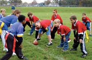 Flag Football League (3rd & 4t