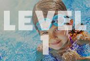 Swim Lessons - Level 1