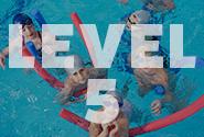 Swim Lessons - Level 5