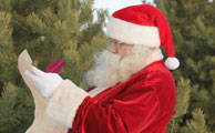 A Letter From Santa Clause